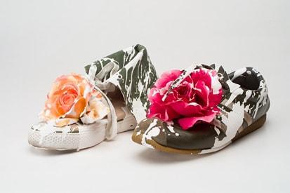 Sapato artístico de Gabriel Daryoush da Austria