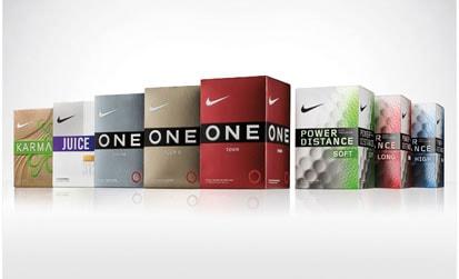Nike Golf. Clique na imagem para ir até o case completo (em inglês)