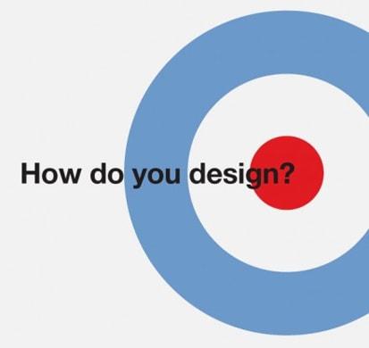 """Capa do livro ainda não publicado """"How do you design"""", de Hugh Dubberly. Achamos a ilustração tudo a ver com o tema."""
