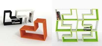 Primeira Lugar Mobiliário. Design Zanine de Zanine (RJ). Módulo 7.