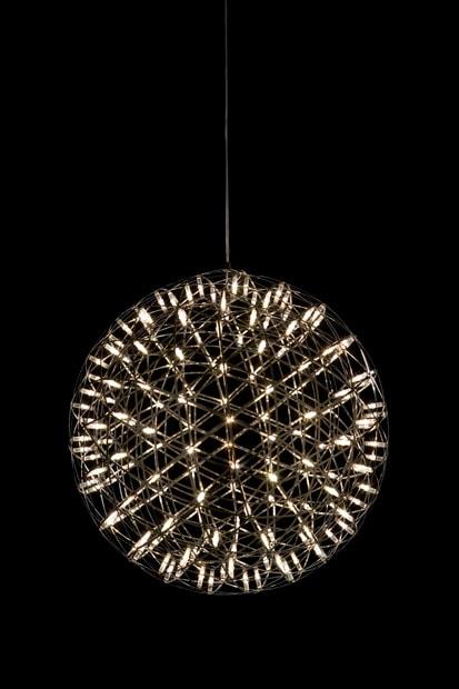 Luminária Raimond. Coisas que apenas LED pode fazer por você