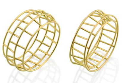 Pulseira Together (pulseira em ouro) Design: Antonio Bernardo Antonio Bernardo Herrmann Rio de Janeiro - RJ, Brasil Empresa: Antonio Bernardo Rio de Janeiro - RJ, Brasil
