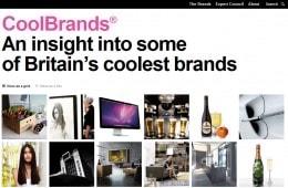 coolest britain brands