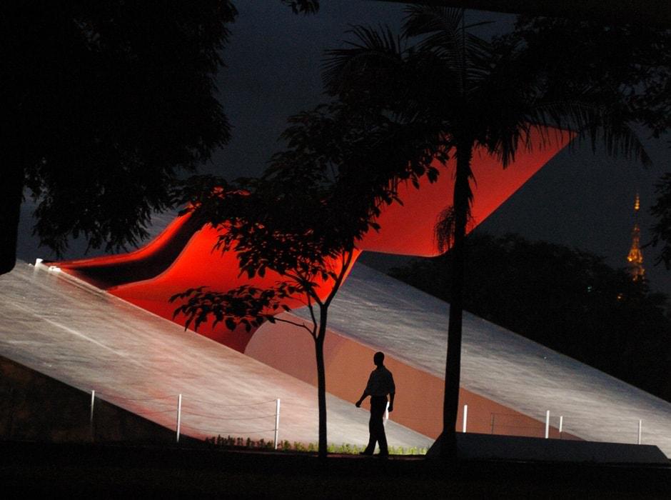 O evento ocorrerá no Auditório Ibirapuera, com apoio do Itaú Cultural