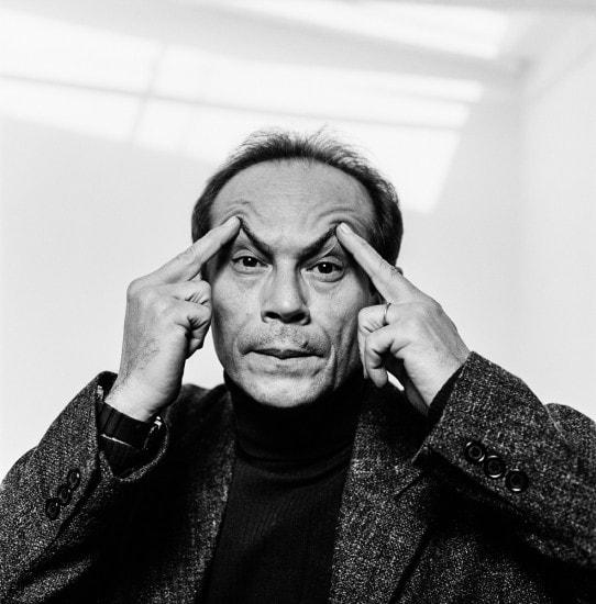 José Wilker, 1995 - Bob Wolferson
