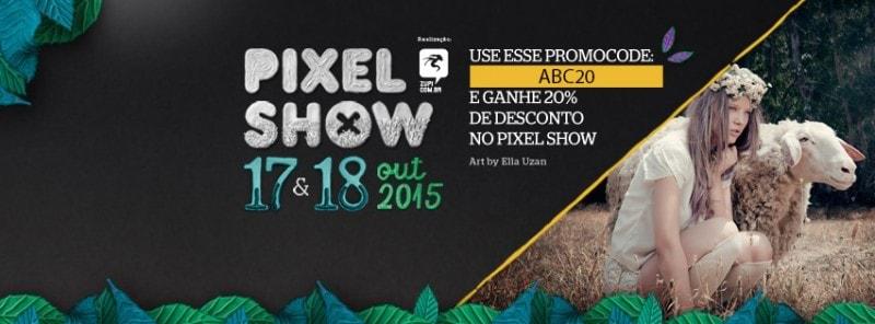 Capa Pixel Show