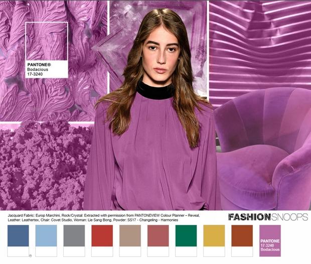 fashionmodapantone