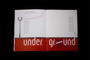 """Detalhe diagramação matéria """"Underground"""""""